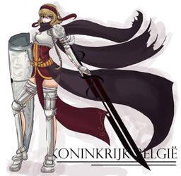 Knight Belgium by VodkaaKola