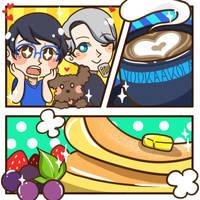 Pancake! by VodkaaKola