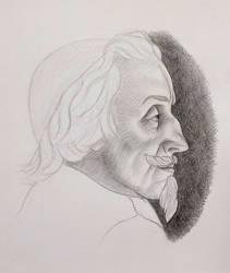 sketch - Bernini: Richelieu