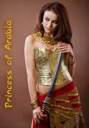 Princess of Arabia by David-Michaels