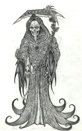 Grim reaper by nikki vdp on deviantart grim reaper by nikki vdp voltagebd Images