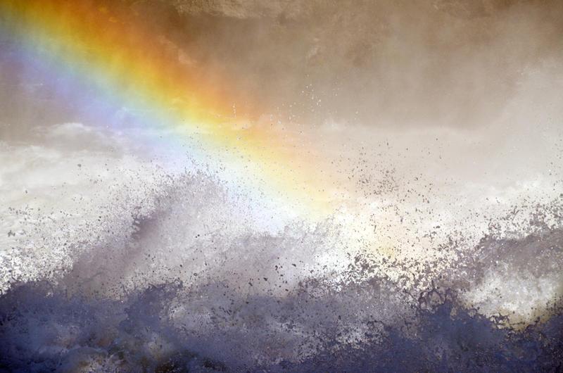 Raging Rainbow by Nikki-vdp