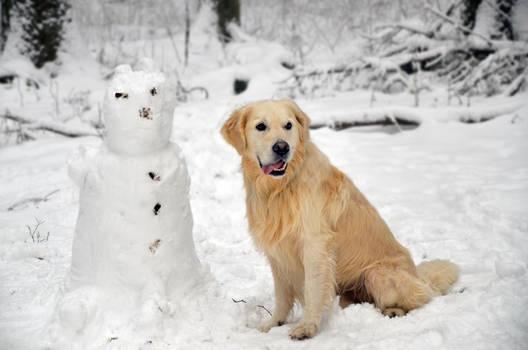 Icy friend