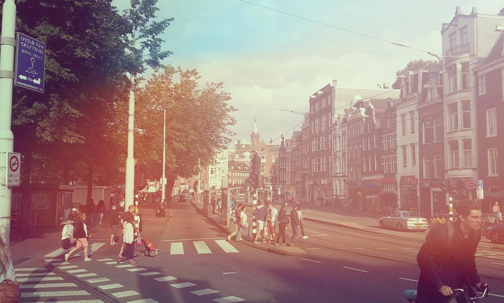 Vintage Amsterdam by zroxaszz