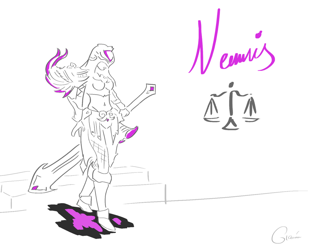 Nemesis Ink by zroxaszz