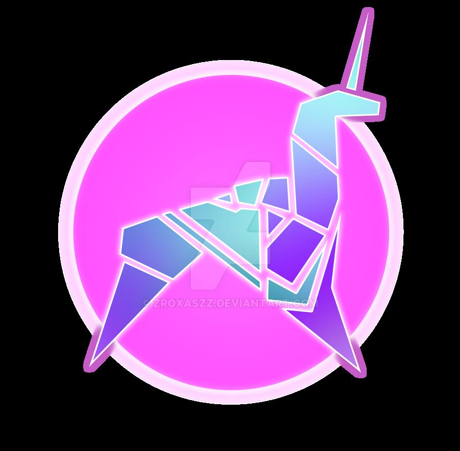 Blade Runner- Origami Neon by zroxaszz