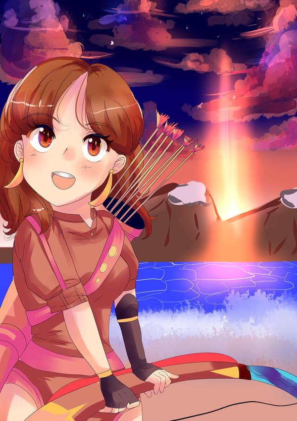 Kira by Tani2691