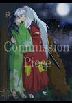Comm. ++Gekkou no kisu++ by Futari-no-Kizuna