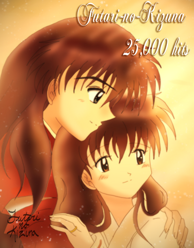 "25k_""Our Days Together Grows"" by Futari-no-Kizuna"