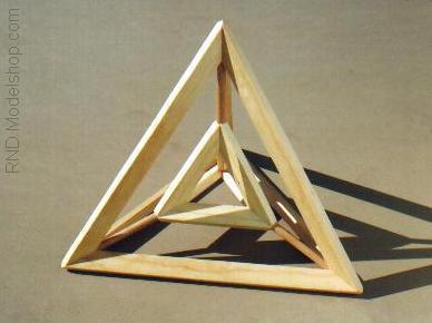 Tetrahedral Prism by RNDmodels
