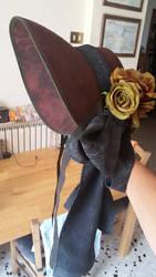 Bloodborne doll hat by masterignis94