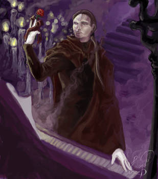 the phantom from TPOTP by lorenpb
