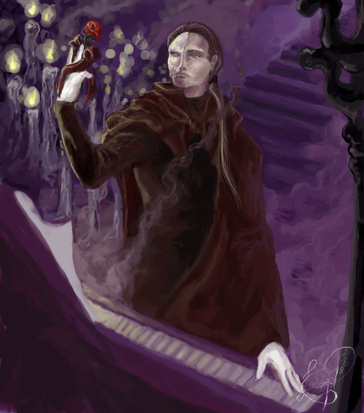 the phantom from TPOTP