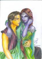 Lovers by lorenpb
