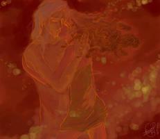 The kiss by lorenpb