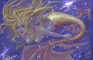Mermaid by lorenpb
