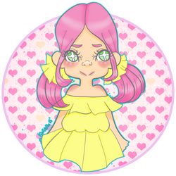 In love with the frills by kiwiidzilla