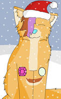 Christmas YCH October by Snowy-Clover