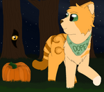 Halloween YCH (Flojo)