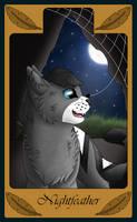 Nightfeather Card by Snowy-Clover