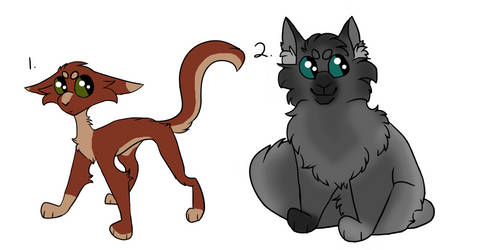 Adopts Batch #3 (OPEN) by Snowy-Clover