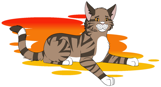 Leafpool the III by Snowy-Clover