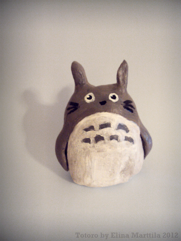 Totoro by valurauta