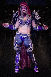 The Warchief Sylvanas by EmeraldHookPhoto