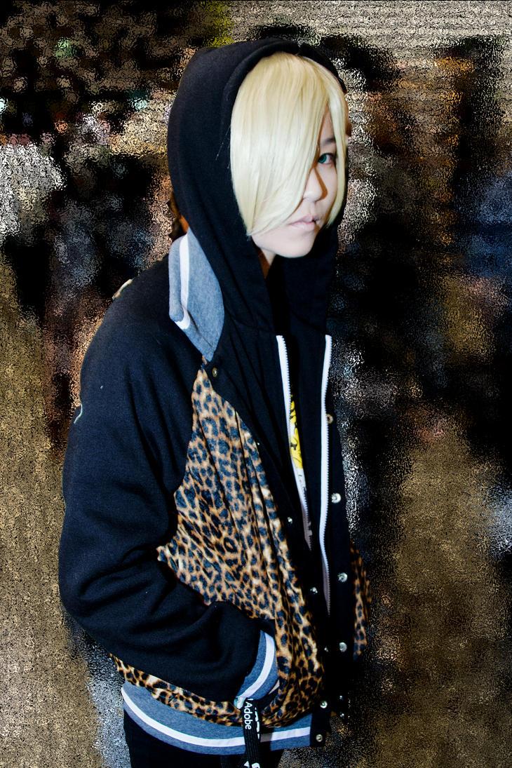 Yurio Looking Back by EmeraldHookPhoto