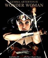 Wonder Woman Movie by GeekTruth64