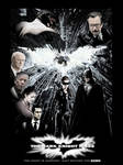 A Dark Knight Rises Poster