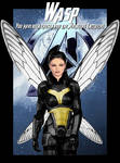 Wasp of the Avengers Initiative