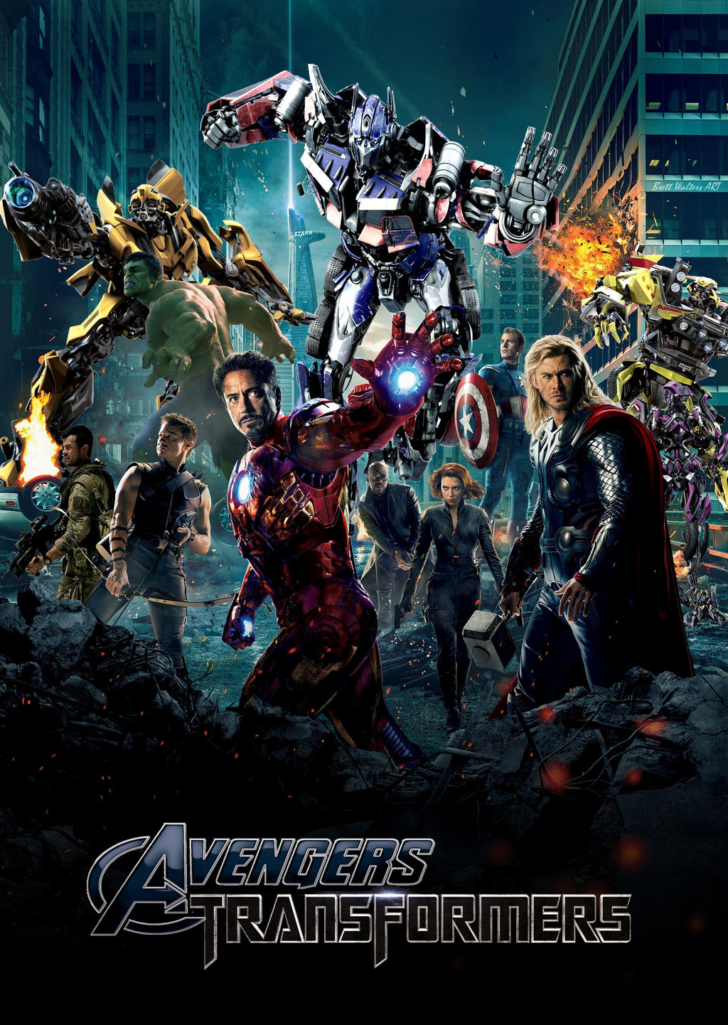 Transformers 5 Poster Avengers transformers posterTransformers 5 Poster