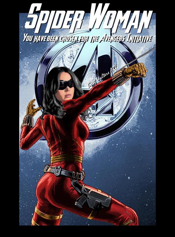 Spider Woman Film