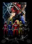 Power Rangers Movie Poster 1
