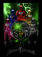 Power Rangers Movie Poster 2 by GeekTruth64