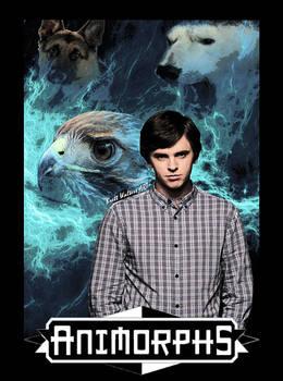 Animorphs Poster Tobias