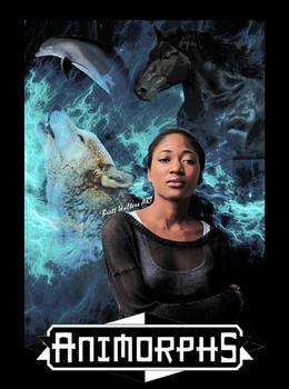 Animorphs Poster Cassie