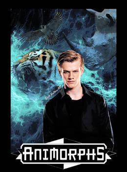 Animorphs Poster Jake