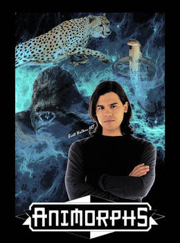 Animorphs Poster Marco