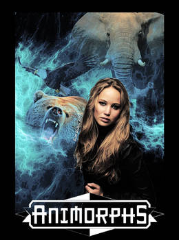 Animorphs Poster Rachel