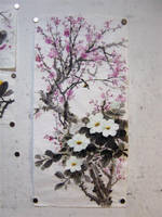 Chinese Painting - Flowers 1