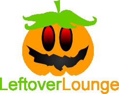 LeftoverLounge Halloween Logo by simayiboy