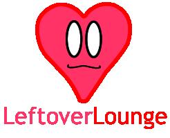 LeftoverLounge Valentines Logo by simayiboy