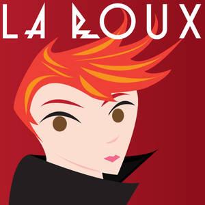 La Roux - Vector Album Cover