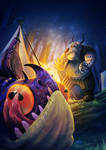 {HTTYD - Discover your duo} - Bad Omen