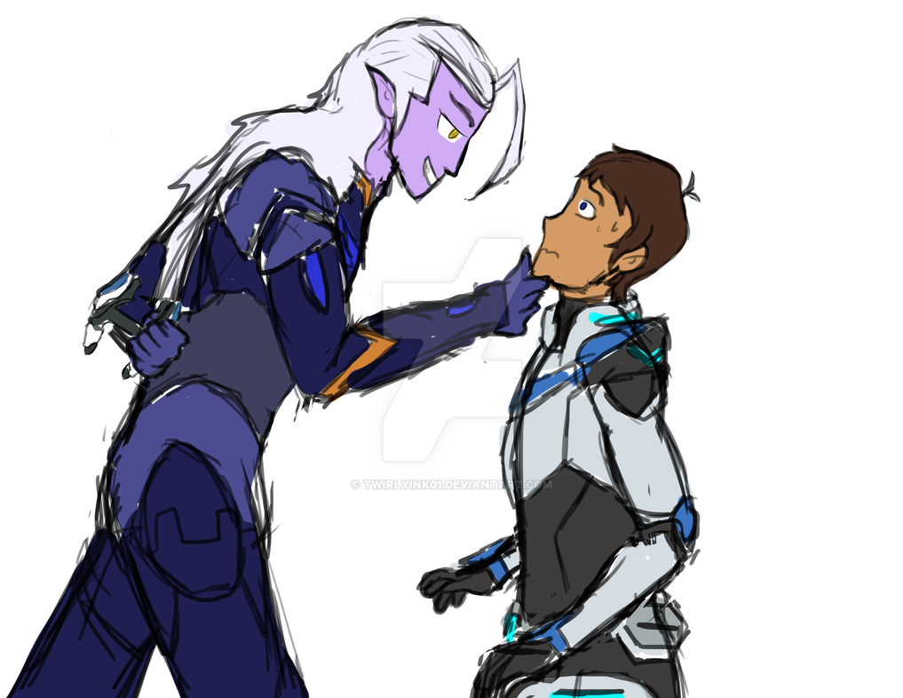 Lancelot I'll probably never finish by TwirlyInk01