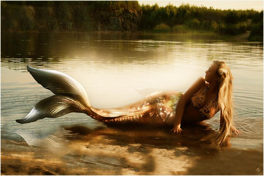 Sirene by cendredelune
