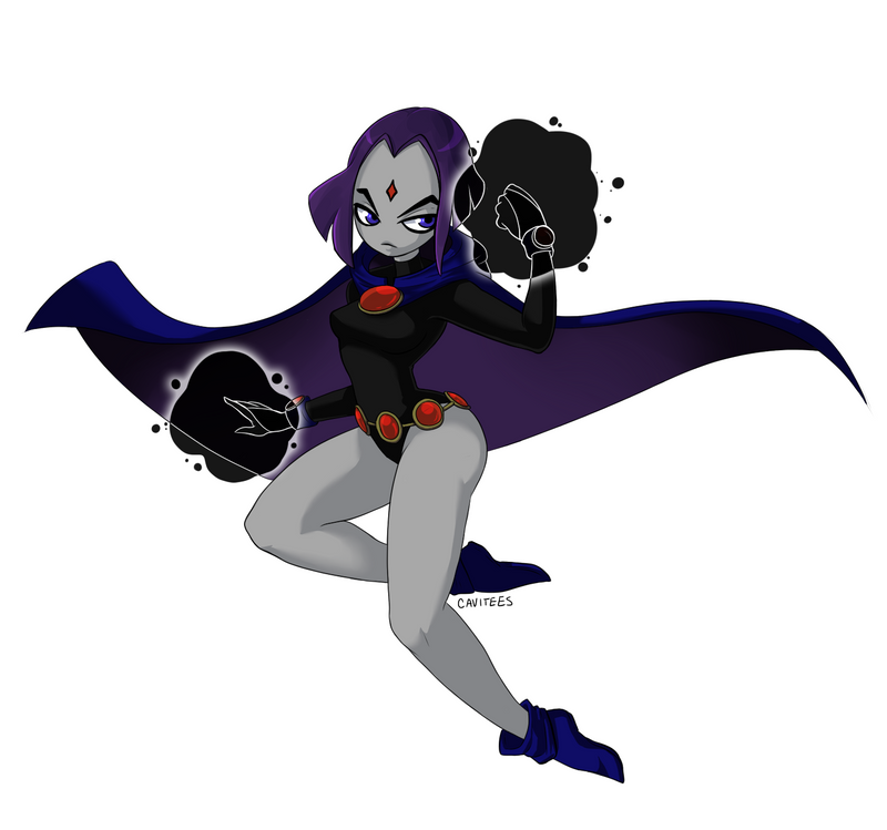 Raven by Cavitees