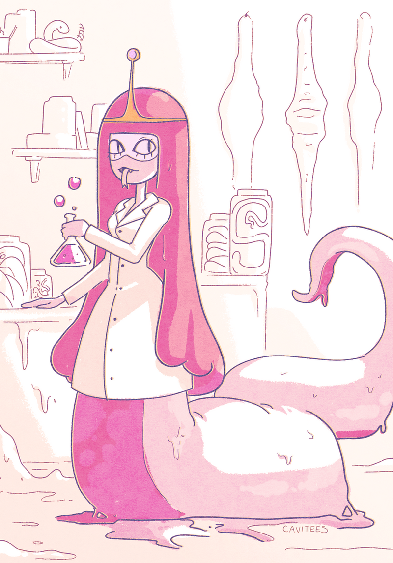 PB the Snake Queen by Cavitees